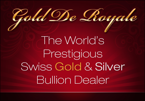 The Wolrds Prestigous Swiss & Gold & Silver Bullion Dealer