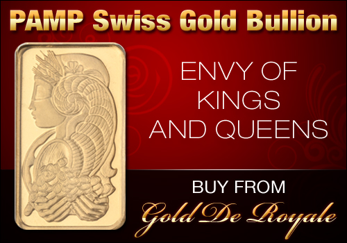 PAMP Swiss Gold Bullion