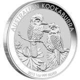 Kookaburra Silver Coin 1 Ounce