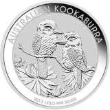 Kookaburra Silver Coin 1 Kilo