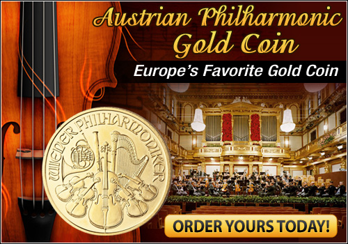 Order Austrian Philharmonic Gold